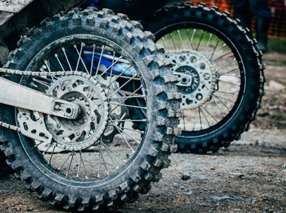 transportar motos de tierra