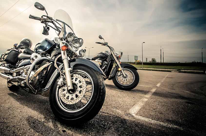 motos de gran tamaño
