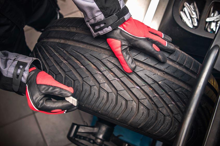 neumáticos de remolque