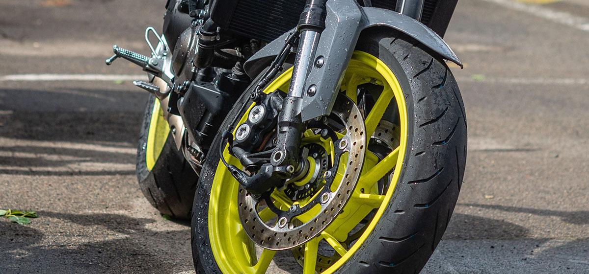 neumáticos para tipos de moto